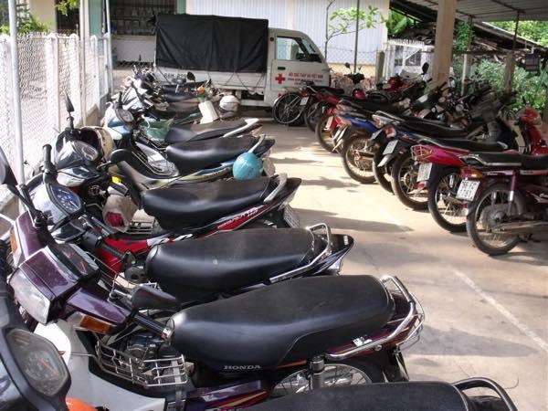 R parking
