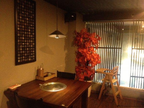 ベトナム 居酒屋 個室