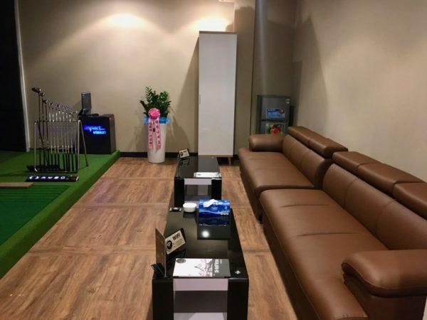 VIPルーム2(韓国系ゴルフ練習場)