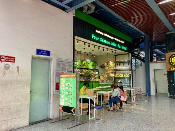 ベトナム ホーチミン タンソンニャット国際空港